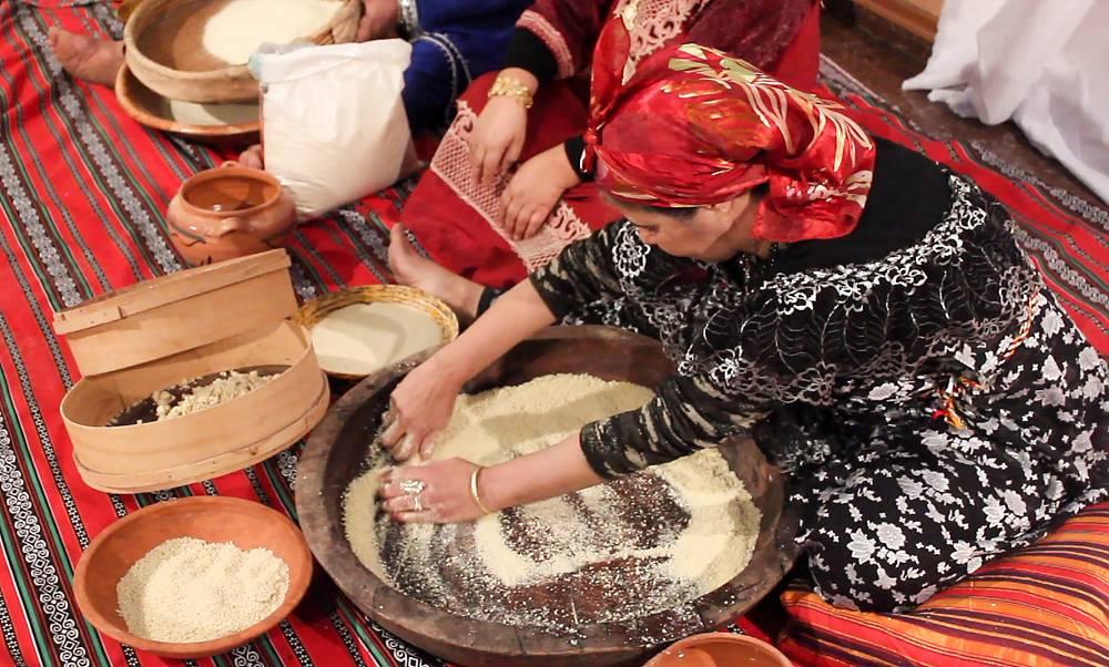 Couscous in Algerije
